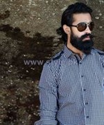 Firdous Fashion Men Suiting 2014 For Winter 5