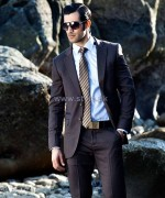 Firdous Fashion Men Suiting 2014 For Winter 8