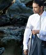 Firdous Fashion Men Suiting 2014 For Winter 9