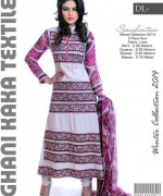 Ghani Textile Casual Dresses 2014 For Women 002