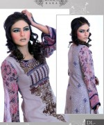 Ghani Textile Casual Dresses 2014 For Women 008