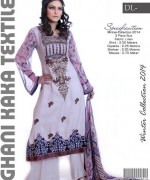 Ghani Textile Casual Dresses 2014 For Women 009