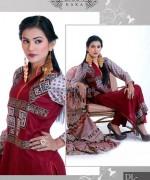 Ghani Textile Winter Arrivals 2014 For Girls 1