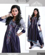 Ghani Textile Winter Arrivals 2014 For Girls 2