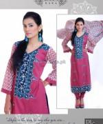 Ghani Textile Winter Arrivals 2014 For Girls 3