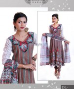 Ghani Textile Winter Arrivals 2014 For Girls 4