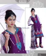 Ghani Textile Winter Arrivals 2014 For Girls 5