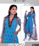 Ghani Textile Winter Arrivals 2014 For Women 10