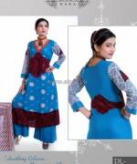 Ghani Textile Winter Arrivals 2014 For Women 11