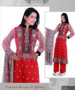 Ghani Textile Winter Arrivals 2014 For Women 6