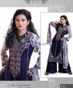 Ghani Textile Winter Arrivals 2014 For Women 9