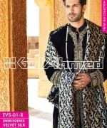 Gul Ahmed Embroidered Coats 2014 for Women and Men006