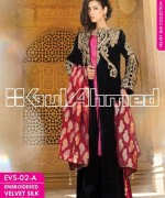 Gul Ahmed Embroidered Coats 2014 for Women and Men008