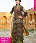 Gul Ahmed Embroidered Coats 2014 for Women and Men009