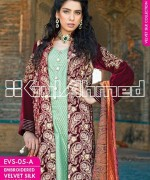Gul Ahmed Embroidered Coats 2014 for Women and Men011