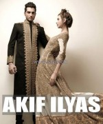 HSY Wedding Wear Dresses 2014 For Men and Women 5