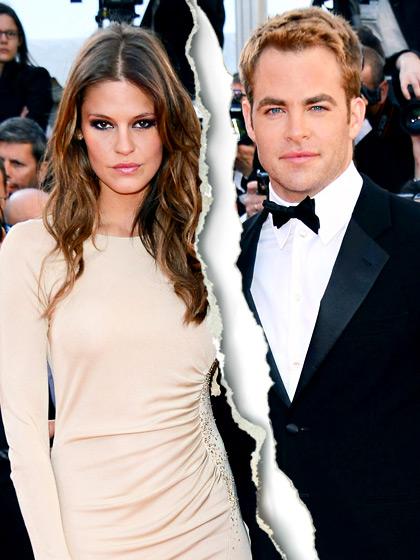 Hollywood Celebrity Splits Of 2013-chris pine