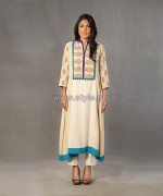 Inaaya Winter Dresses 2014 For Girls and Women 4