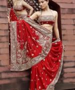Bridal Saree|Bridal Saree Style