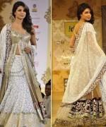 Indian Wedding Dresses 2014 For Girls  001