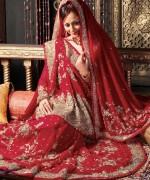 Indian Wedding Dresses 2014 For Girls  0011
