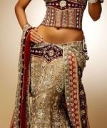 Indian Wedding Dresses 2014 For Girls  002