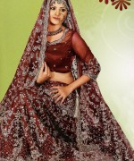 Indian Wedding Dresses 2014 For Girls  004