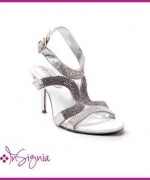 Insignia Bridal Shoes And Clutches 2014 For Women 004