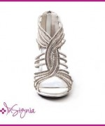 Insignia Bridal Shoes And Clutches 2014 For Women 006