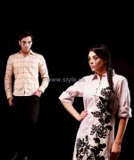 Ishtiaq Afzal Winter Clothes 2014 For Boys and Girls 1