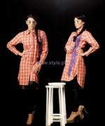 Ishtiaq Afzal Winter Dresses 2014 For Boys and Girls 5