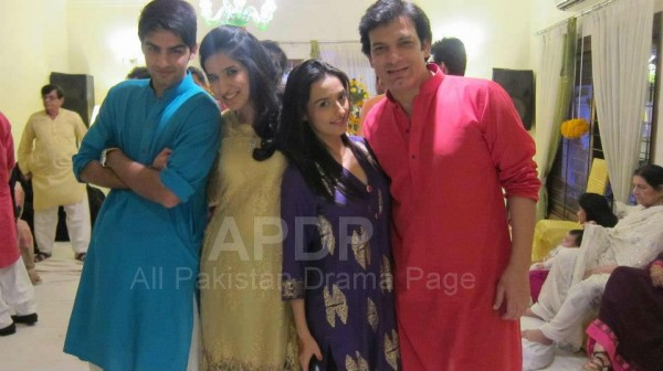 Javed Shaikh Son Shehzad Sheikh Wedding Pic 06