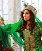 Kaneez Fatimah Bridal Dresses 2014 For Women 003