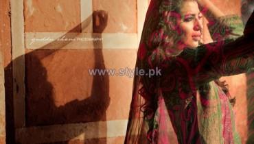 Khaadi Mid Winter Dresses 2014 For Women 10