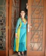 Khanumz Winter Dresses 2014 For Girls 5
