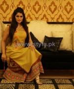 Khanumz Winter Dresses 2014 For Women 11