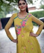 Khanumz Winter Dresses 2014 For Women 6