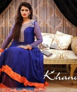 Khanumz Winter Dresses 2014 For Women 8