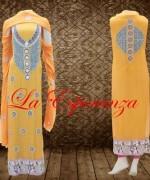 La Esperanza Winter Dresses 2014 For Women 002