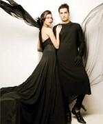 Mansoor Akram Western Dresses 2014 For Men And Women 001