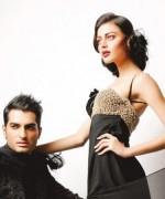 Mansoor Akram Western Dresses 2014 For Men And Women002