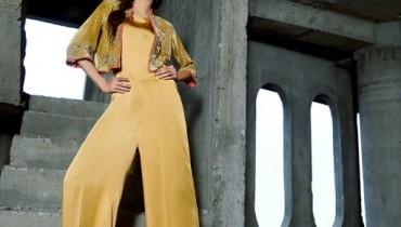 Mashaal Moazzam Winter Dresses 2014 For Women 007