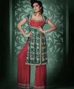Mashaal Moazzam Winter Dresses 2014 For Women 009