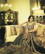 Meeras Bridal Wear Dresses 2014 by Nilofer Shahid 5