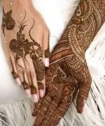 Mehndi Designs for Weddings for Girls001