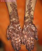 Mehndi Designs for Weddings for Girls004