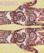 Mehndi Designs for Weddings for Girls007