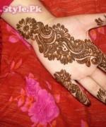 Mehndi Designs for Weddings for Girls008