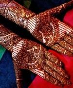 Mehndi Designs for Weddings for Girls009
