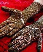 Mehndi Designs for Weddings for Girls010